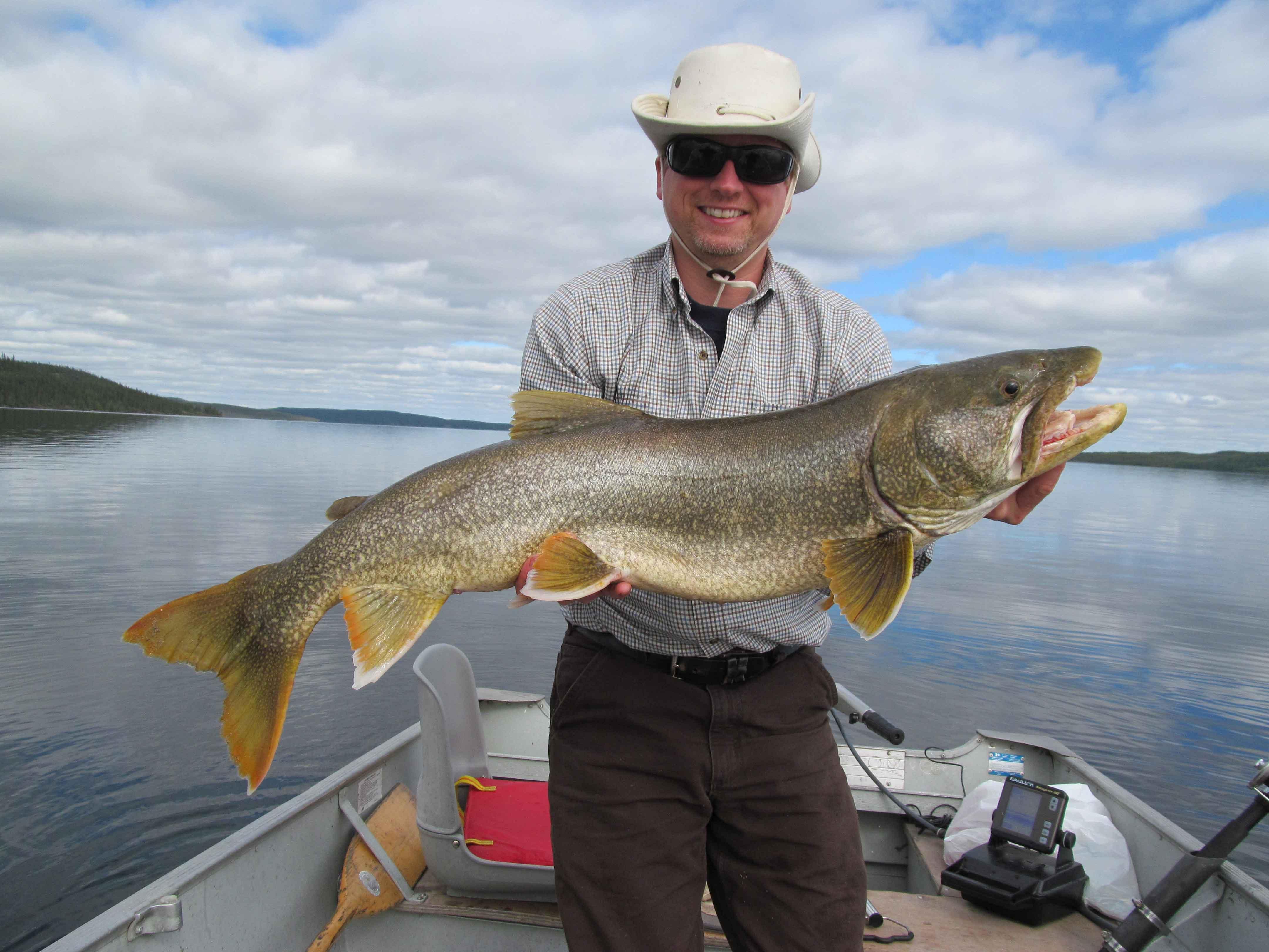 Nonacho_Lake_Cowboy_fishing_big_lake_trout